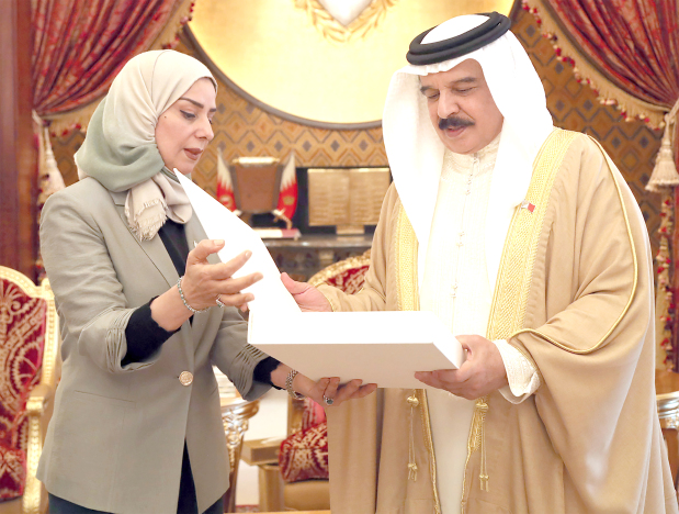 Fouzia Zainal submits annual report ahead of the National Assembly's fifth legislative term