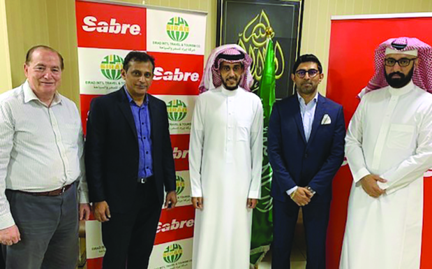 Eirad expands strategic partnership with Sabre