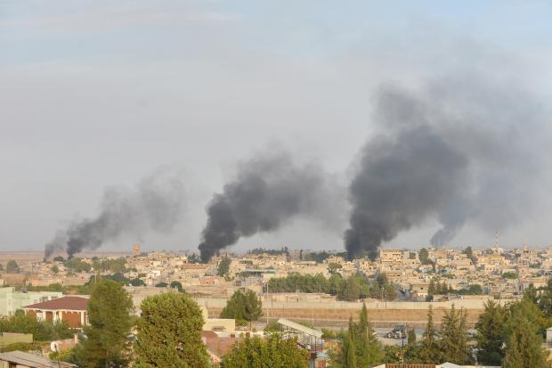 Turkey's blitz in Syria rapped