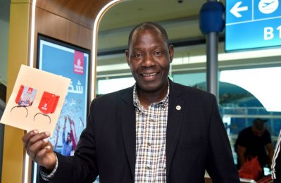 Emirates Skywards celebrates 25m member mark with special surprises