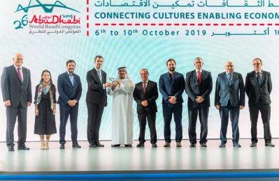 Abu Dhabi summit puts spotlight on sustainable road projects