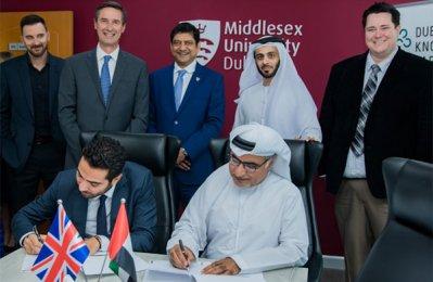 Middlesex University Dubai plans expansion