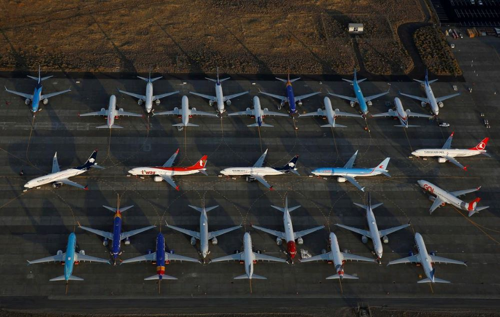 Global checks on Boeing cracks