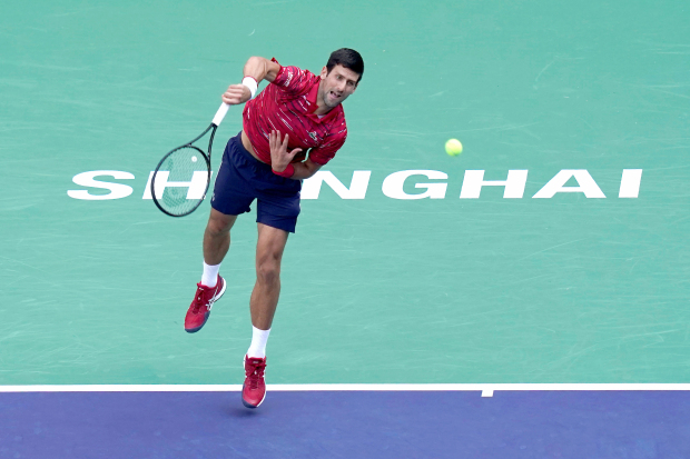 Djokovic and Federer win