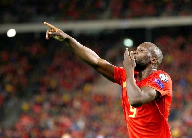 Belgium qualify