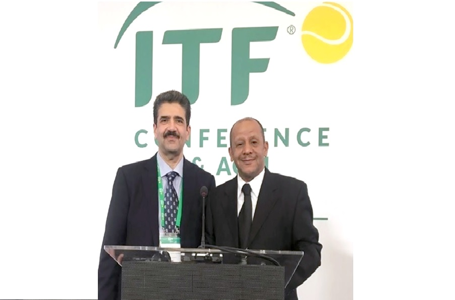 Global tennis forum held