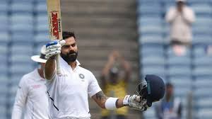 Kohli steers India into driver's seat