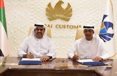 Dubai Customs inks partnership with Hawkamah Institute