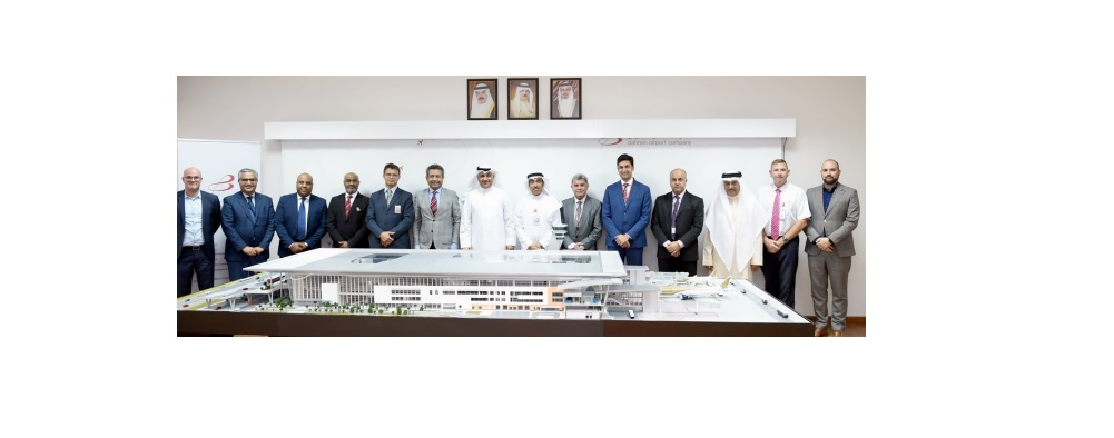 Bahrain International Airport passenger terminal to open in first quarter of 2020