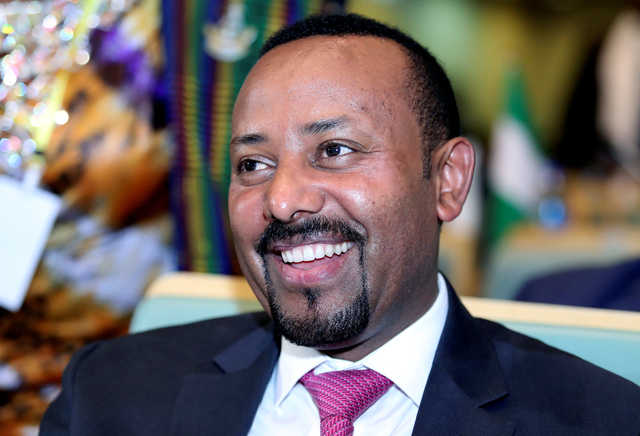 Ethiopian Premier congratulated on Nobel Peace Prize