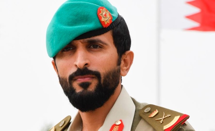 Shaikh Nasser hails defence expo as a 'Bahraini success story'