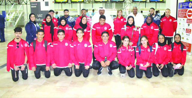 <p>Muharraq Club weightlifters returned home after bagging 92 medals (56 gold, 30 silver, 6 bronze) in the second West Asian Master, Senior, Junior and Under-16 Championship in Amman, Jordan. Female weightlifters won the championship in the Senior and Under-16 categories and finished second in the Junior class. The male senior weightlifters ranked third overall, while Under-16 and the Junior teams finished second.</p>