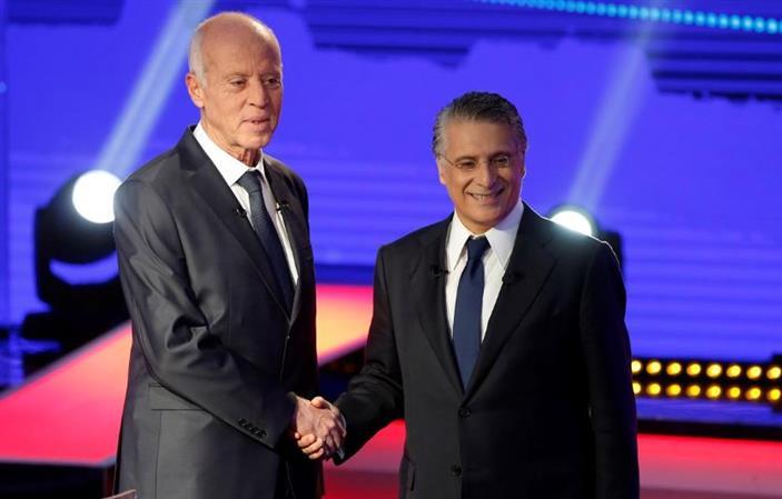 Polls open in decisive Tunisian presidential election round