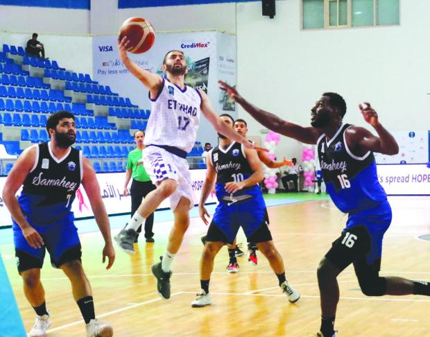 Sitra and Ettihad register fine wins