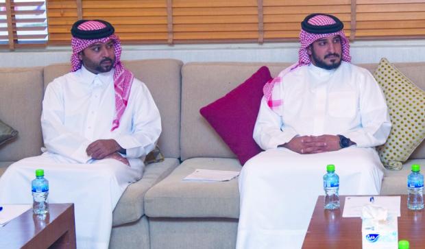 Shaikh Faisal hails support for Breef