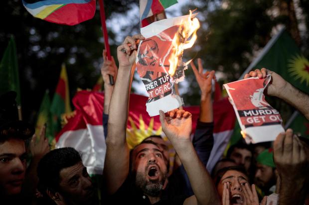 Turkish 'invasion' rapped