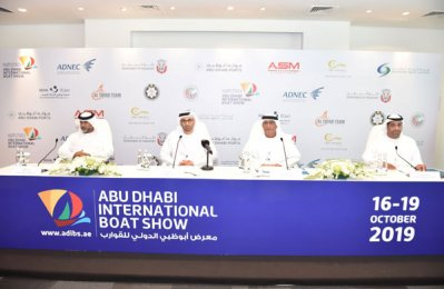 Adnec set for 2nd Abu Dhabi International Boat Show