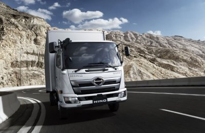 Hino offers new FD model in the Middle East