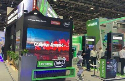 Lenovo DCG unveils smart technologies at Gitex