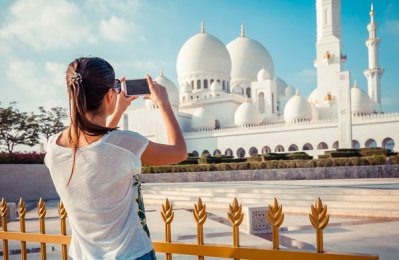 UAE sees a rise in tourists from Russia