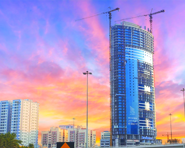 Al Tijaria to showcase Symphony Tower at expo