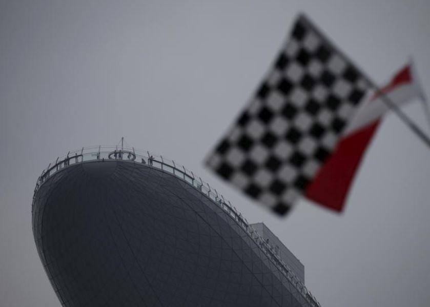 Japanese Grand Prix: Chequered flag glitch probe