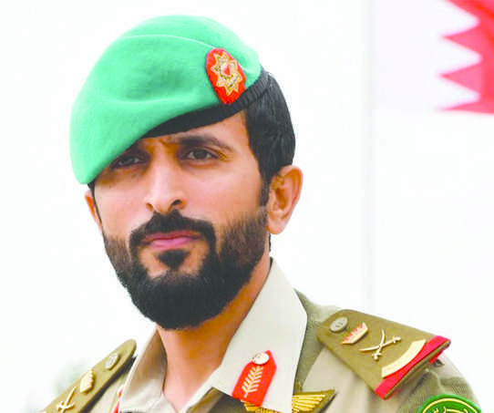 Shaikh Nasser appointed National Security Adviser