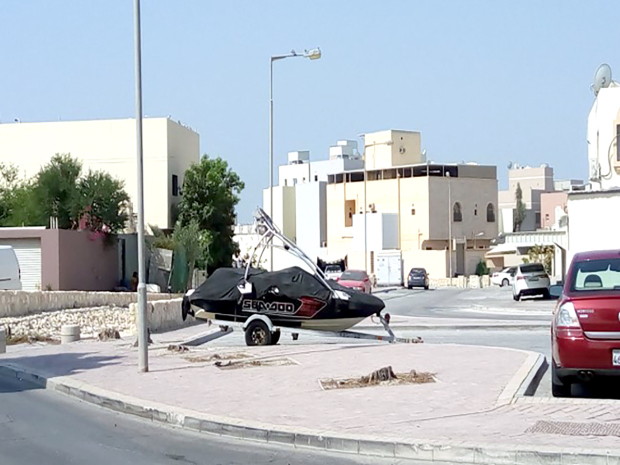Northern Governorate approves speedboats parking space proposal
