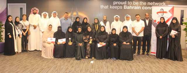 <p>VIVA Bahrain has extended its support to the Bahrain Deaf Society by sponsoring a professional training course on sign language.</p> <p>It was organised by VIVA Jusoor, the corporate social responsibility arm of VIVA Bahrain.</p> <p>The four-day course at VIVA Bahrain&rsquo;s headquarters, Seef, was conducted by sign language education and training consultant and vice-president of the Arab Organisation for Sign Language Interpreters Mohammed Al Ramzi.</p> <p>Above, participants in the programme.</p>