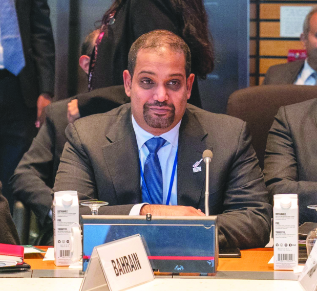 Bahrain and US in key talks for economic and strategic co-operation