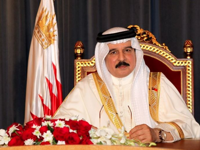 His Majesty thanked