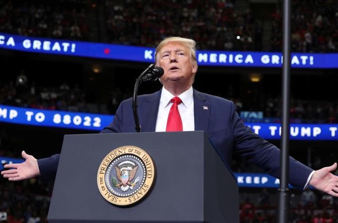 Trump abandons plan to host 2020 G7 meeting at his Florida golf resort