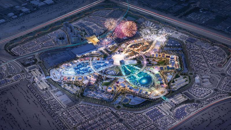 Countdown begins for Dubai Expo 2020