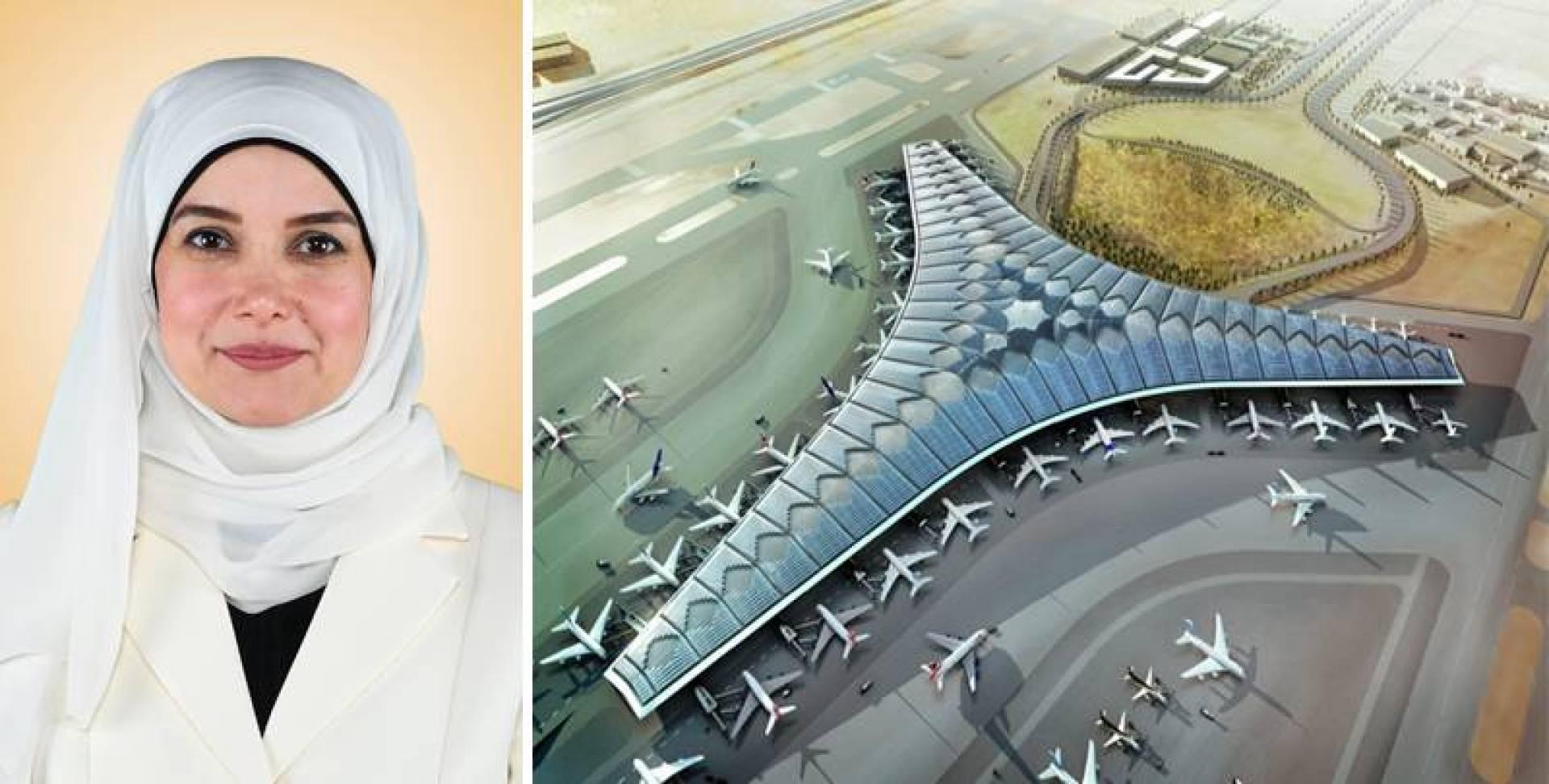 New Kuwait Airport passenger terminal on track