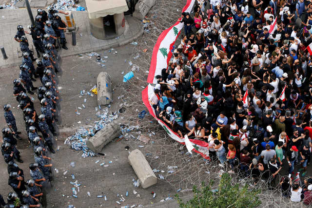 300 Saudi nationals evacuated from Lebanon