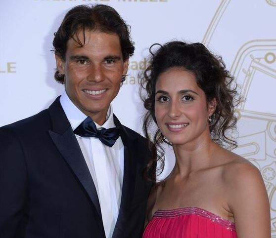 Rafael Nadal marries partner of 14 years, Xisca Perello