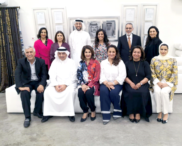 <p><em>Shaikha Hind, seated, third from left, with members of the BPW Bahrain consultative council.</em></p> <p>Empowering youth and supporting micro projects was discussed during the first meeting of the Bahrain Business and Professional Women International Federation (BPW Bahrain).</p> <div>BPW Bahrain consultative council members gathered at its premises in Manama to discuss future plans and best practices, which aim to bolster economic growth through supporting entrepreneurship and youth empowerment.&nbsp;</div> <div></div> <div>&ldquo;The significance of forming this consultative council lies upon helping BPW Bahrain to transfer its vision into a new developed level of sustained growth and leading projects, in accordance with the Bahrain Vision 2030 and the United Nations&rsquo; Sustainable Development Goals,&rdquo; said BPW Bahrain president Shaikha Hind bint Salman Al Khalifa.&nbsp;</div> <div></div>