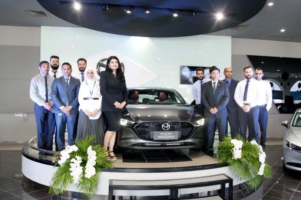 All-new Mazda3 2020 sedan unveiled
