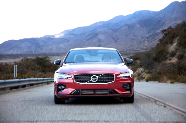 Volvo S60 set to be unveiled