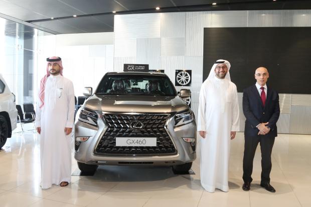 New Lexus SUV models unveiled