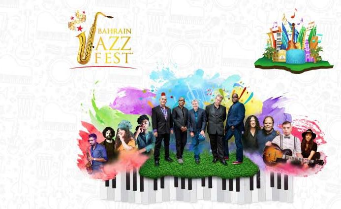 Stage set for Bahrain Jazz Fest