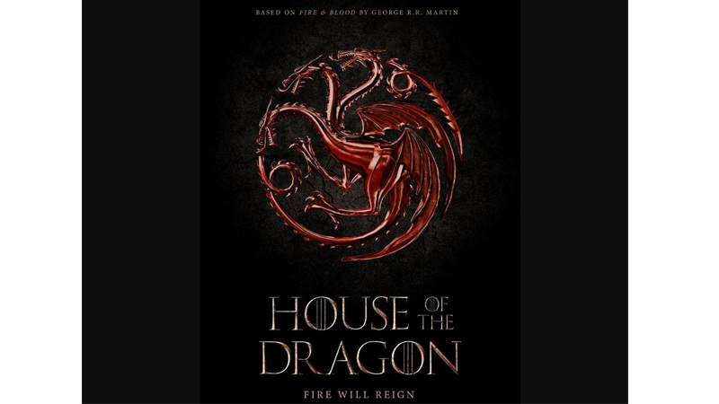 'Game of Thrones' prequel series 'House of the Dragon' ordered at HBO
