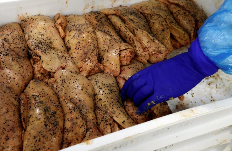 New York City Council votes to ban sale of foie gras