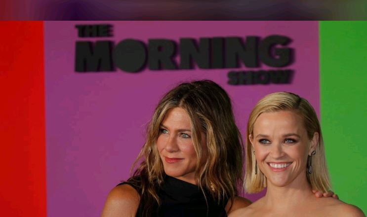 Jennifer Aniston returns to TV with 'The Morning Show'