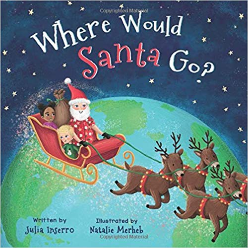 Around the globe with Santa Claus