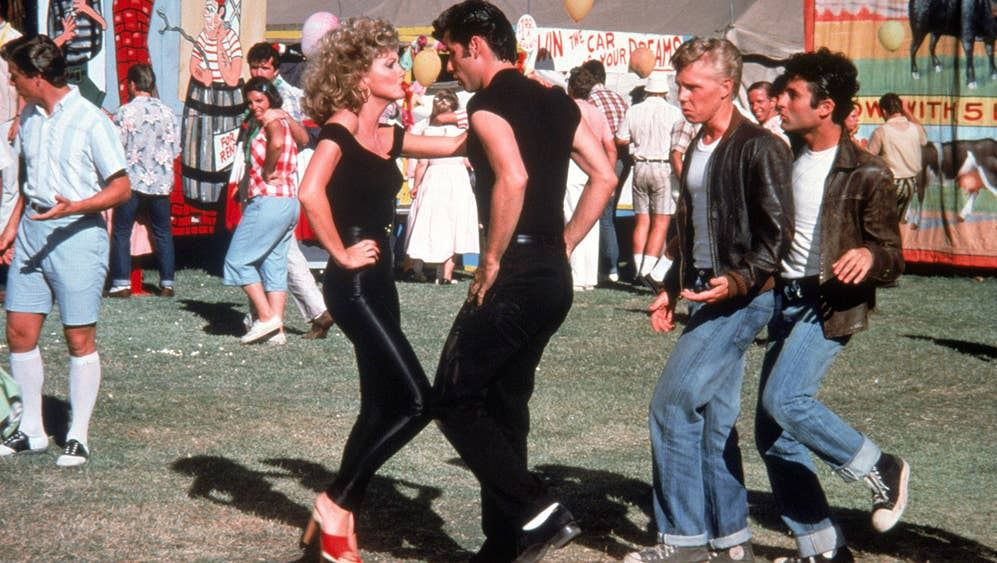 Olivia Newton-John's 'Grease' outfit sells for $405,700