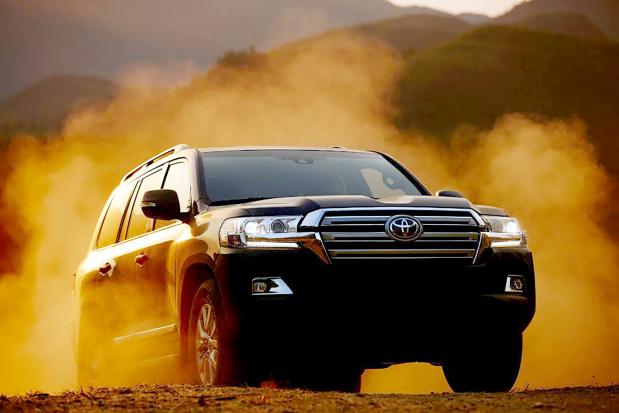 Toyota Land Cruiser a global icon