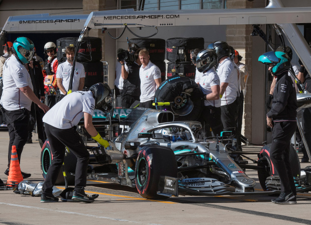 US Grand Prix: Hamilton not looking for miracles, but Bottas needs one