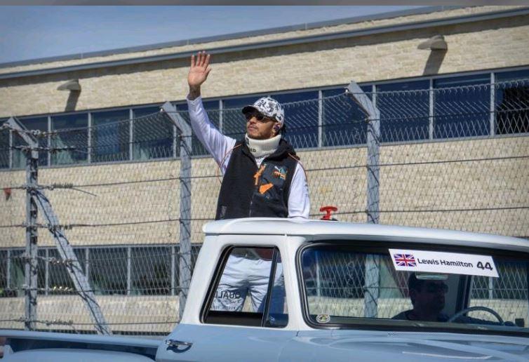 Hamilton seals his sixth F1 title at US Grand Prix