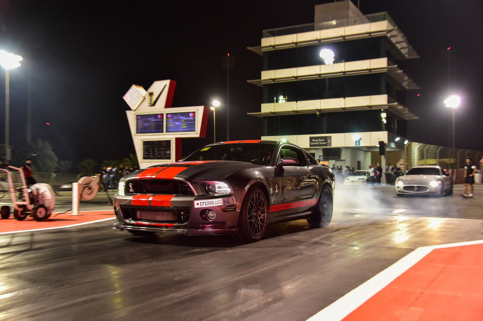 Drag and Drift Night offers double excitement
